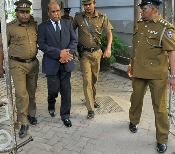 DIG Anura Senanayake remand