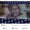 Ini Komentar Penghinaan Pahlawan Papua pada uang 10rb