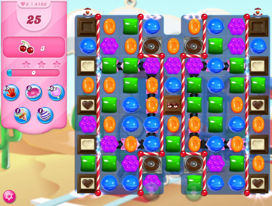 Candy Crush Saga level 4193
