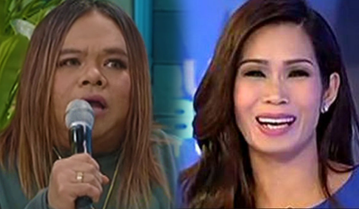 Chokoleit Comedian: Chokoleit Throws Unsavary Comments At Pokwang In Response