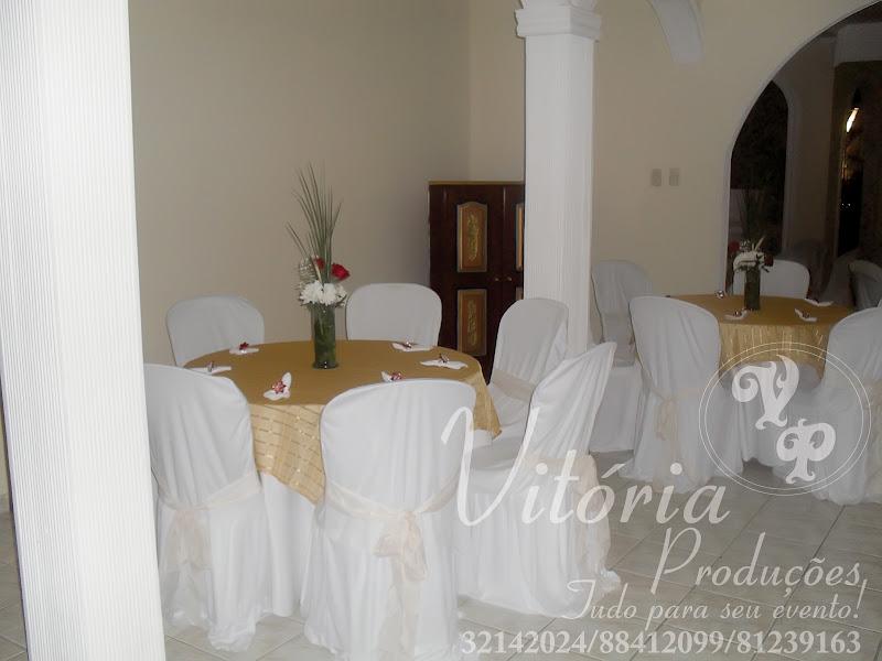 Vitória Produções: Casamento de Andressa e Clebson... Casa ...