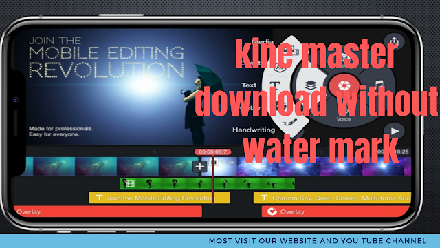 Download KineMaster Pro Fully Unlocked Mod APK (2019) | tech odia