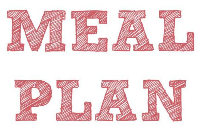 Meal Plan