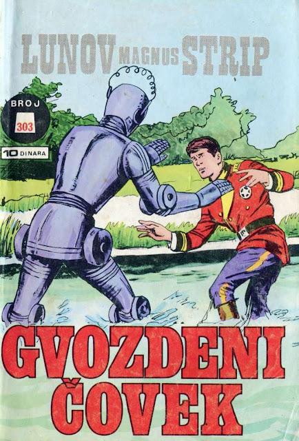 Gvozdeni Covek - Kit Teller