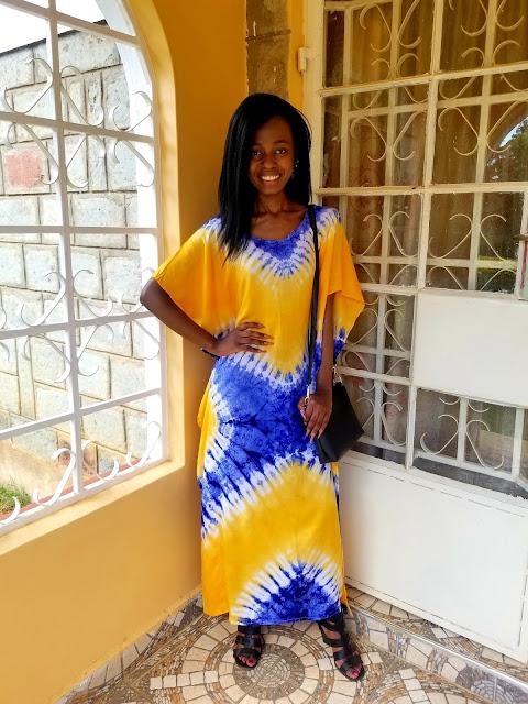 How To Wear A Swahili Dera Fashion Dress