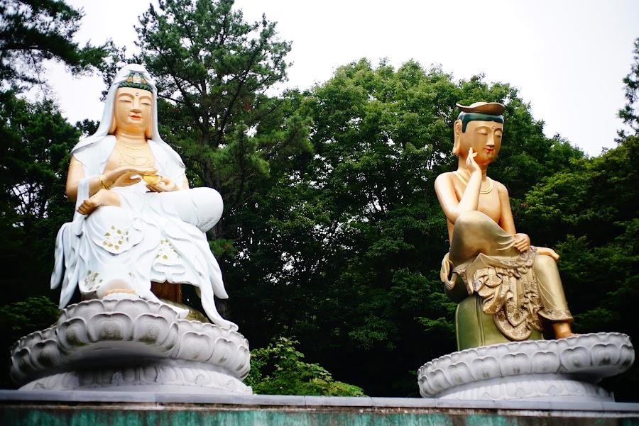 Beomeosa temple, Busan