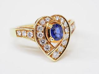 POLA ポーラのジュエリーを買い取りしました 指輪を高く買い取りしている質屋です