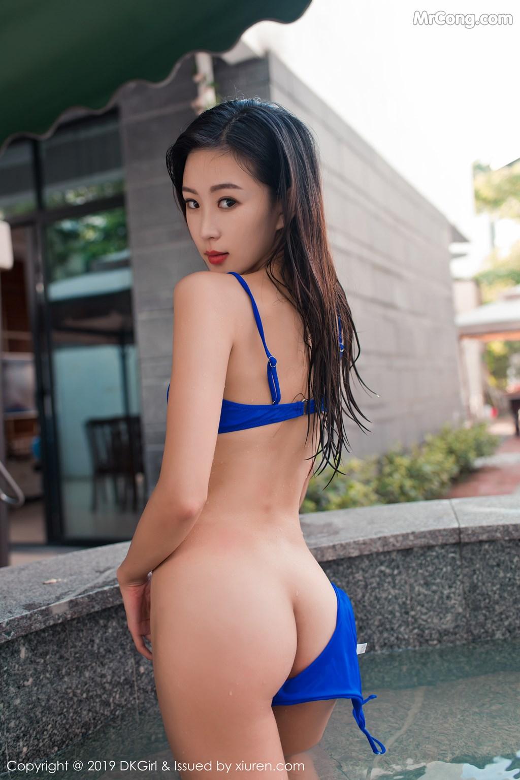 Image DKGirl-Vol.117-Alice-MrCong.com-026 in post DKGirl Vol.117: 小子怡Alice (41 ảnh)