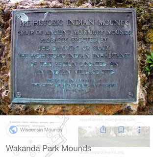 wakanda park mounds wisconsin usa