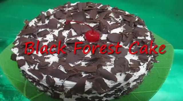 Resep Makanan Black Forest Kukus Paling Lezat