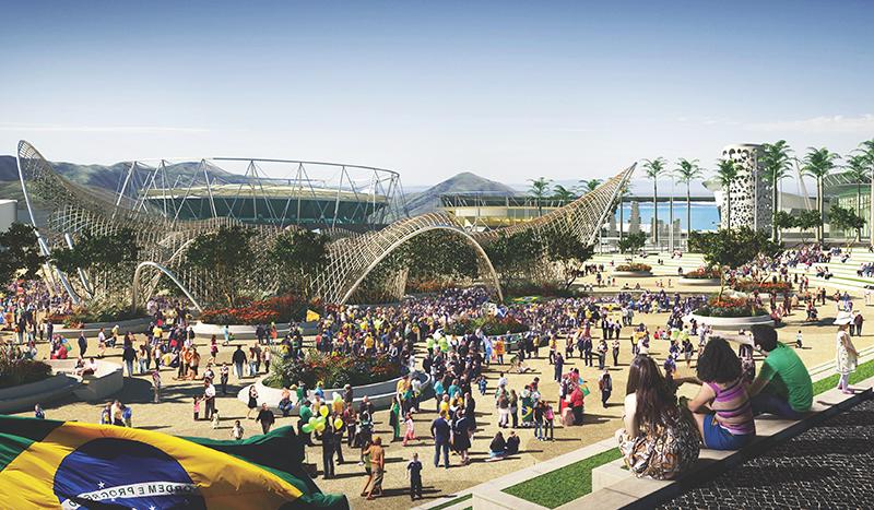 Poster Juegos Olímpicos Río 2016 | Ximinia