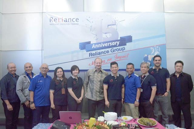 Usia 15thn, Reliace Group Layani 8 Juta Pelanggan
