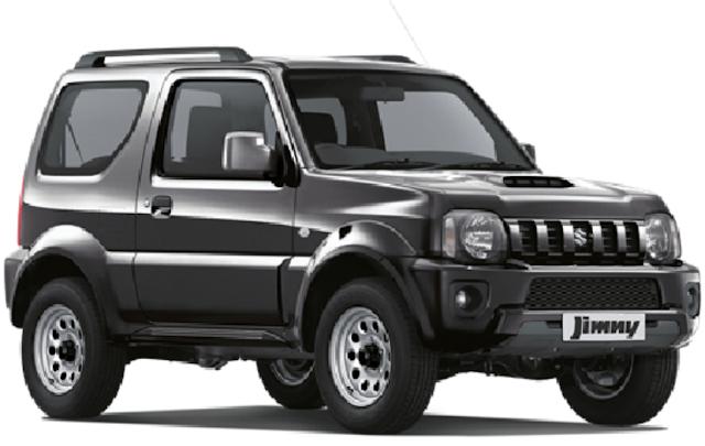 Suzuki Jimny Generasi Keluaran Terbaru