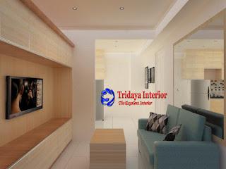 design-interior-bassura-city-tower-h-2-bed-jadi-1-bedroom
