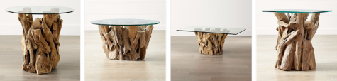 Shop Driftwood Tables
