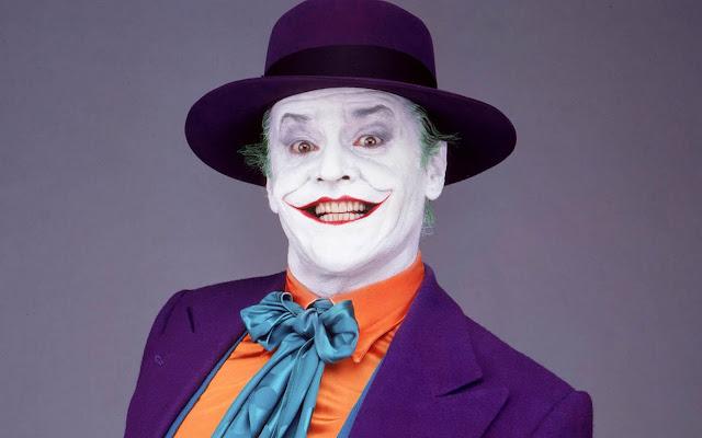 Poker de Jokers - Joker Nicholson
