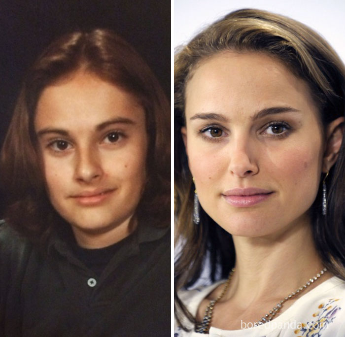 #5 This Is My Friend At Age 13. He Looked Exactly Like Natalie Portman - 10 Celebrity Lookalikes That Prove Time Travel Exists