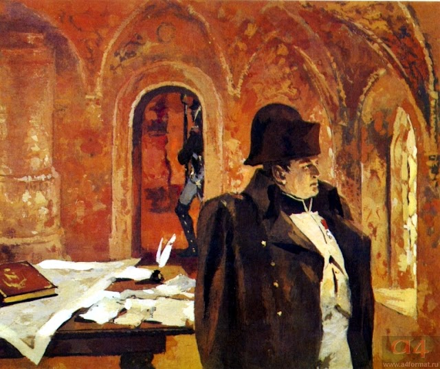 "Характеристика Наполеона в романе ""Война и мир"", образ, описание внешности и характера, портрет"