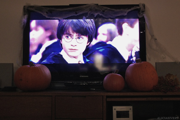 aliciasivert, alicia sivertsson, harry potter halloween party, fest, de vises sten, the philosopher's stone