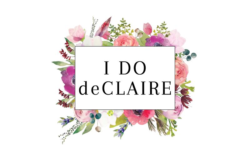 1ae1360403 I do deClaire. Home · About · Fashion