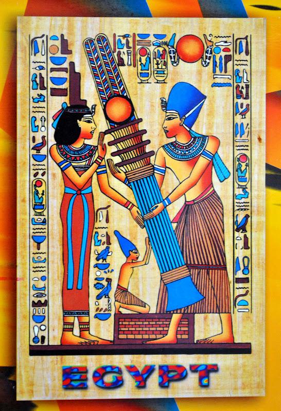 papirus Egipt