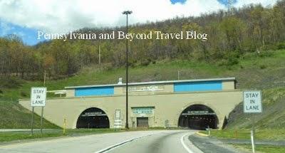 Mountain Tunnels on the Pennsylvania Turnpike