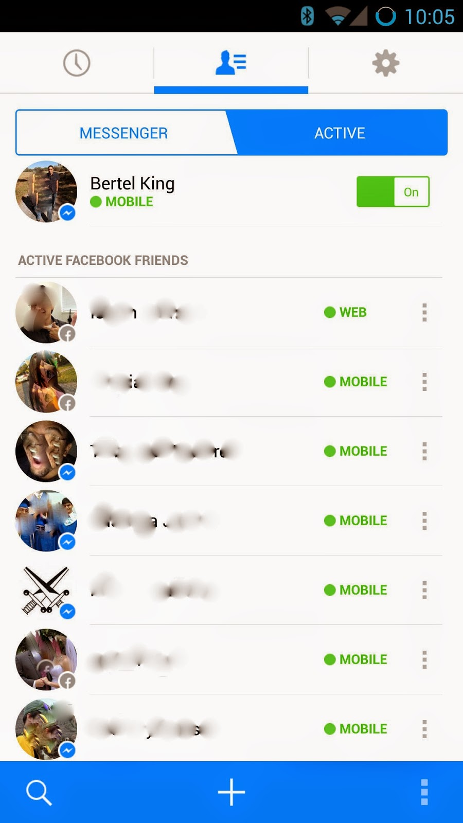 download failed messenger android