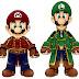 Mario e Luigi: do Nintendo ao governante japonês.