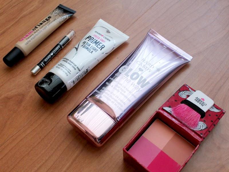 Hard Candy Cosmetics Haul