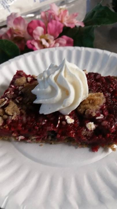 Ramblings Thoughts, Recipes, Baking, Raspberry, Dessert, Tasty Tuesday