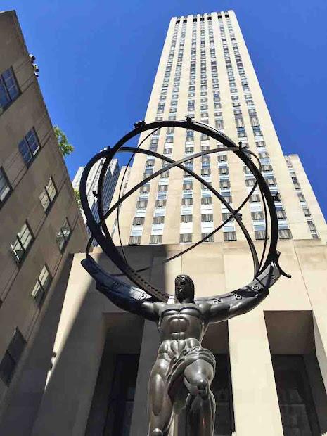 Mariette' Basics Rockefeller Center York City
