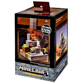 Minecraft Environment Sets Alex Mini Figure