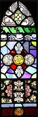 The Canon F. G. Ward window.  St. John's Canberra.