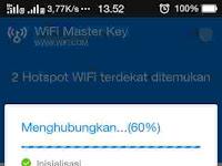 Cara Hack Wifi Lewat Android