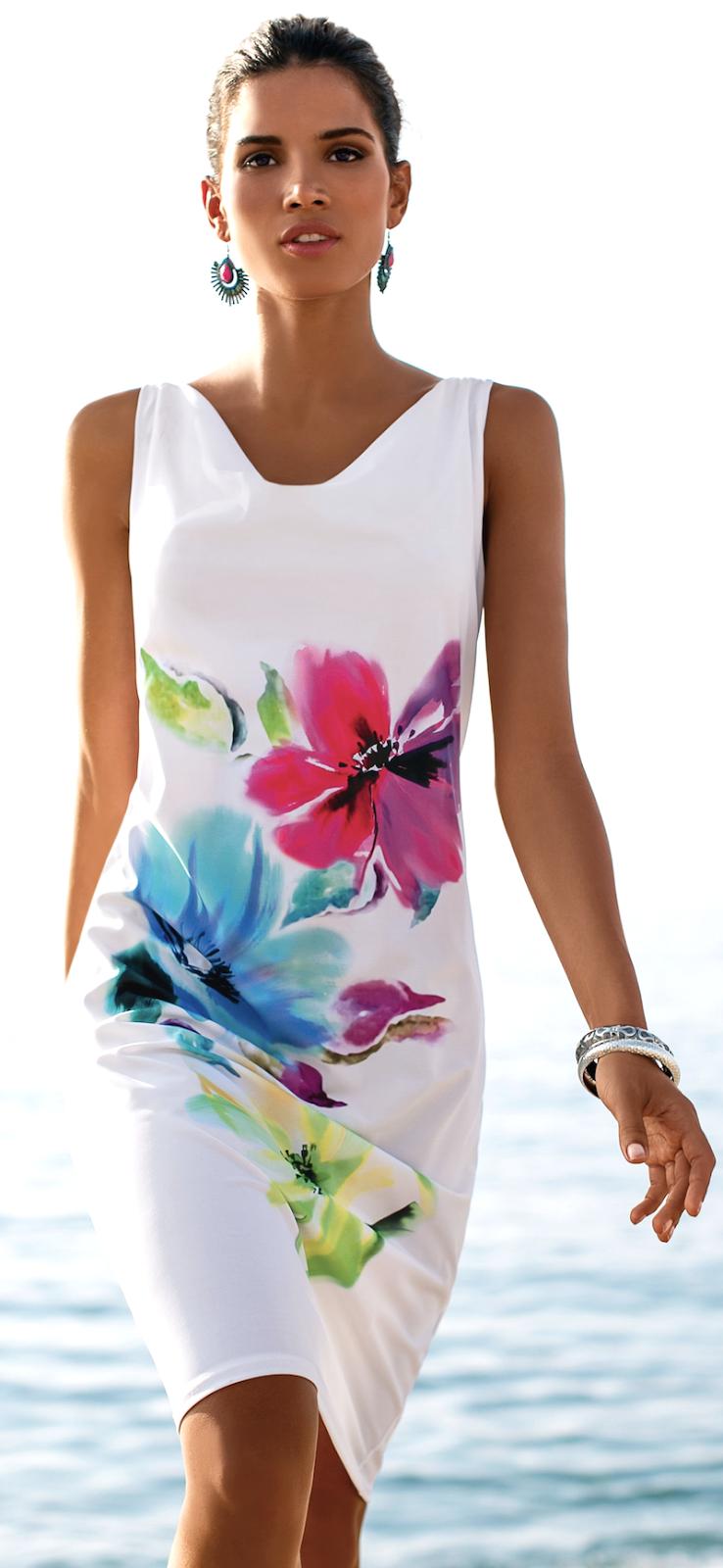 MADLEINE BEACH DRESS