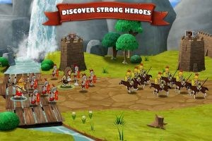 Grow Empire: Rome MOD APK Unlimited Coins 1.3.27