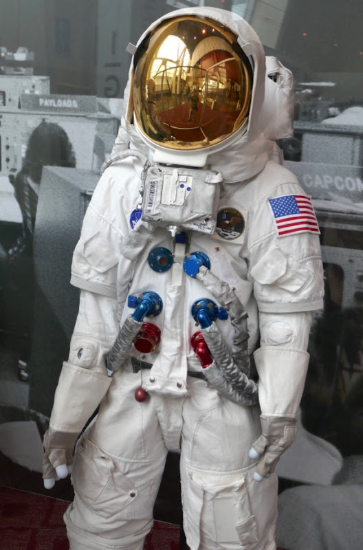 Neil Armstrong First Man Apollo astronaut suit