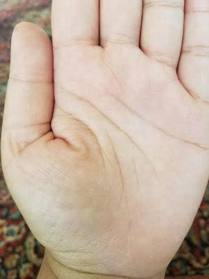heart line palmistry