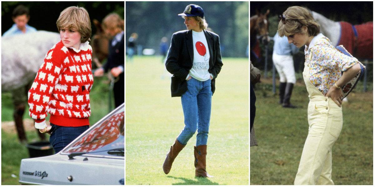 princess diana fashion 80s