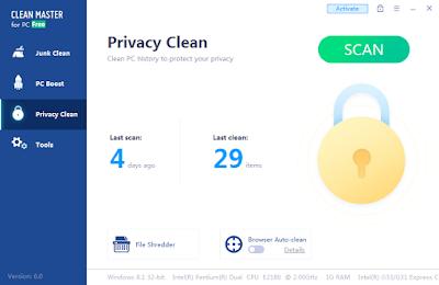Gambar 3 - Clean Master: Cara Mudah Untuk Menjaga Windows Selalu Bersihv