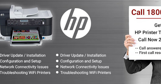 HP Printer Services Number 1-800-787-2406