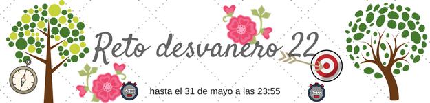 Cartel explicativo del tema para el reto desvanero 22: flores.