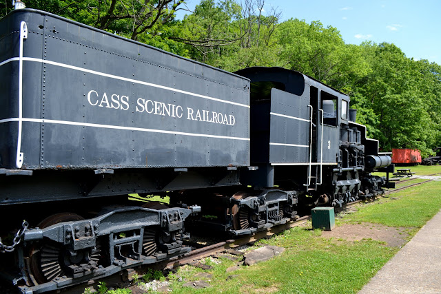 Касс, Західна Вірджинія (Cass, WV)
