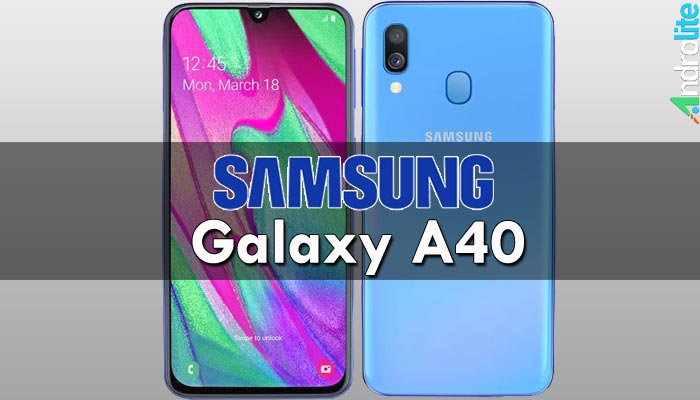 Samsung Galaxy A40 Gambar, Spesifikasi Detail dan Harga Indonesia