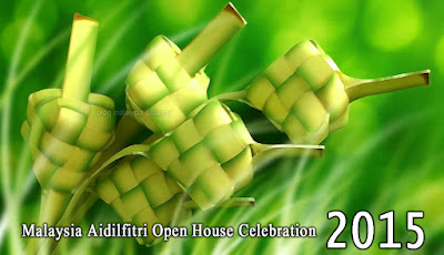 Hari Raya Aidilfitri Open House Celebration