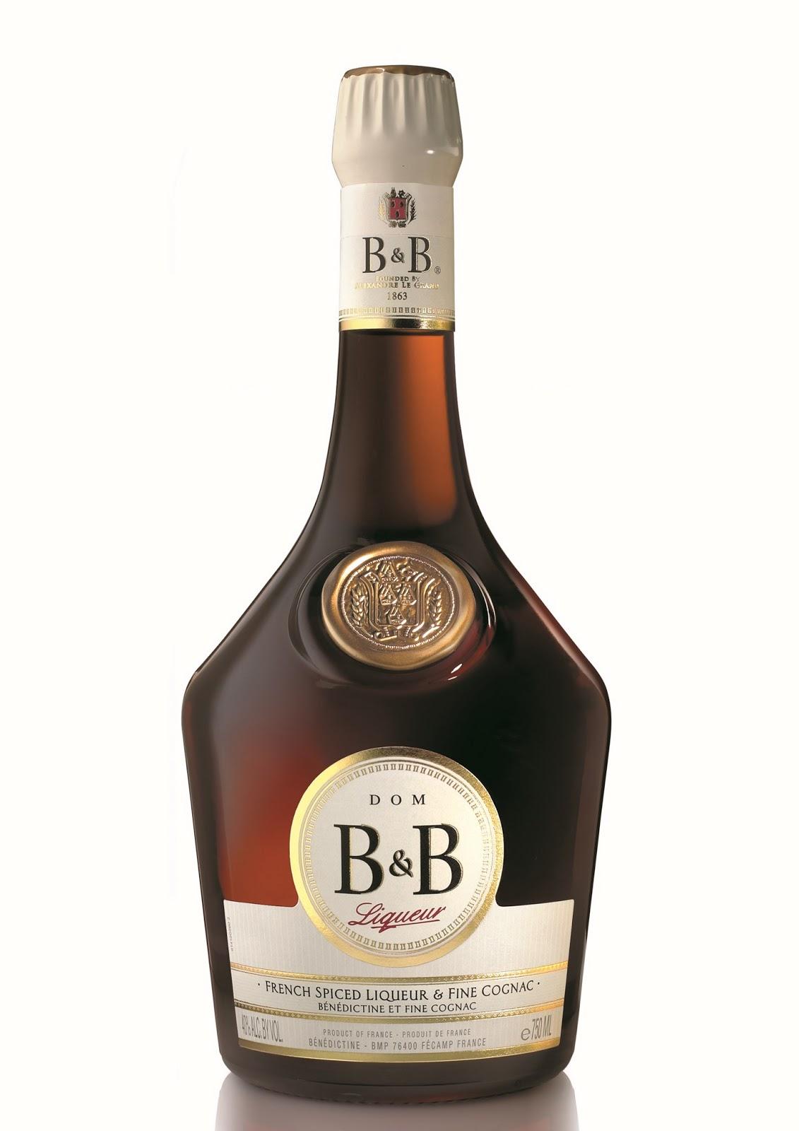 A bottle of cognac - 3 7
