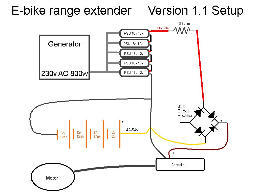 bicycle wiring diagram garmin 6 pin transducer e bike schematic  the readingrat