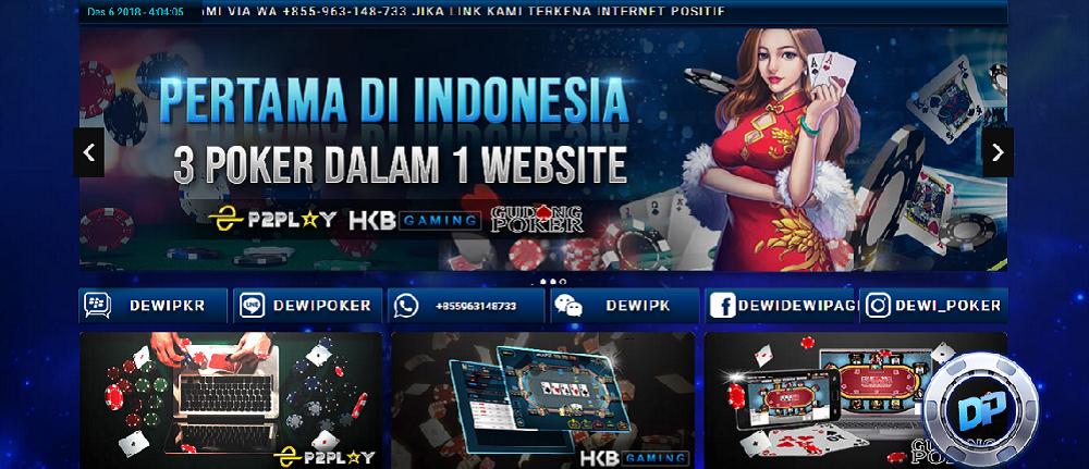 Dewipoker Agen Judi Online, Poker Online, Domino QQ ...