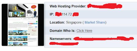 provider web hosting yang menyediakan nama domain