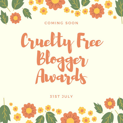 The Cruelty Free Blogger Awards